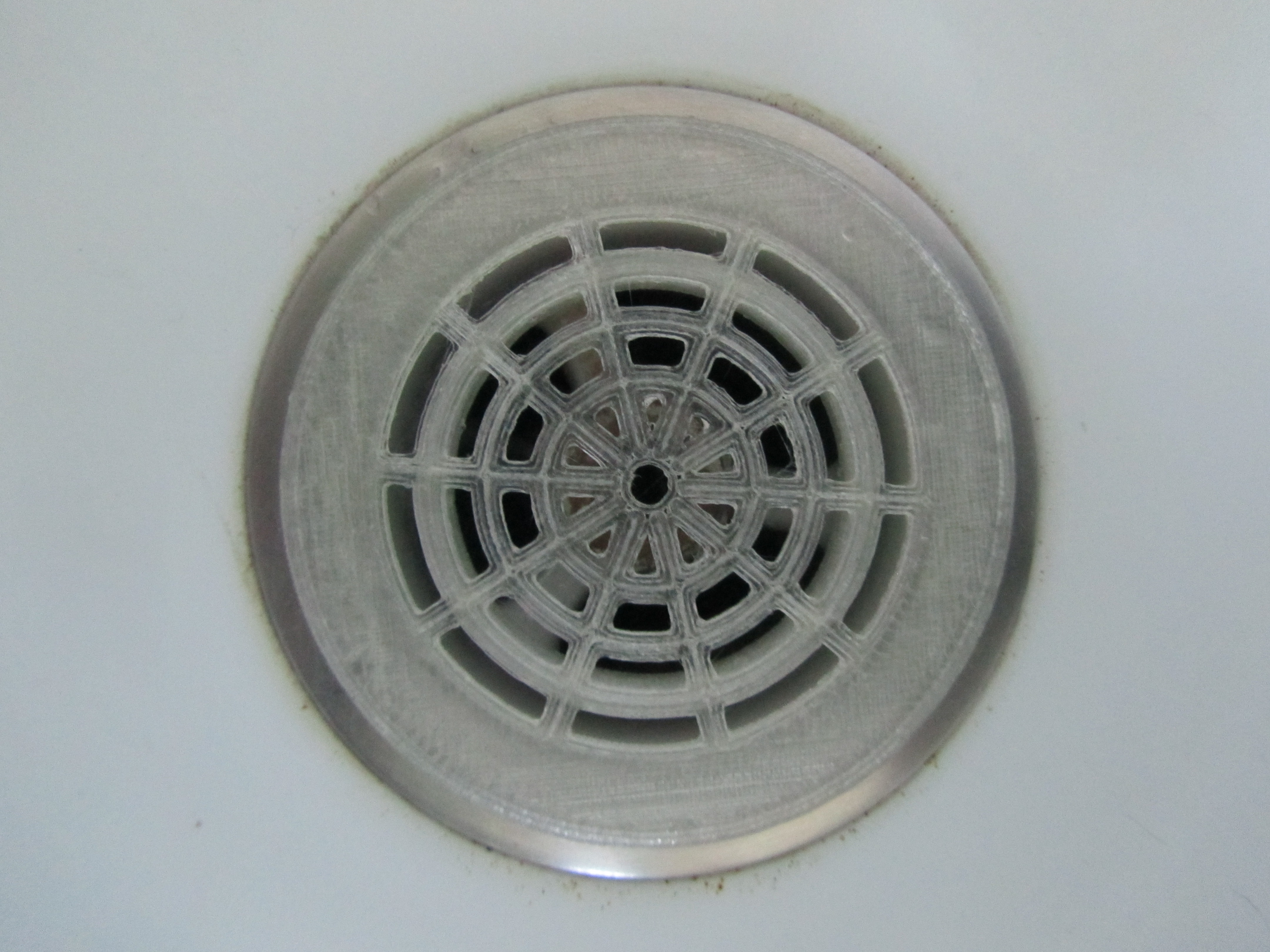 Hair Trap For Shower Drain. By Patoch Aug 4, 2014 View Original
